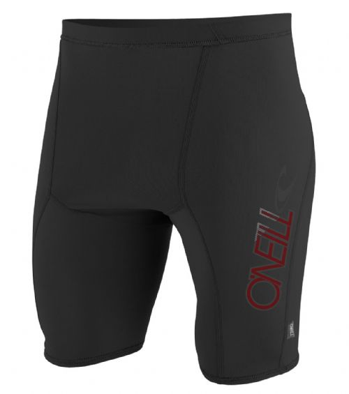 O'NEILL MENS SHORTS.NEW SKINS UPF50+ SUN PROTECTION RASH BLACK SURF BOTTOMS S20